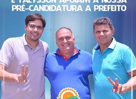 Areia Branca: Com grande ajuda do prefeito de Itabaiana, Zé Ailton perde forte aliado.