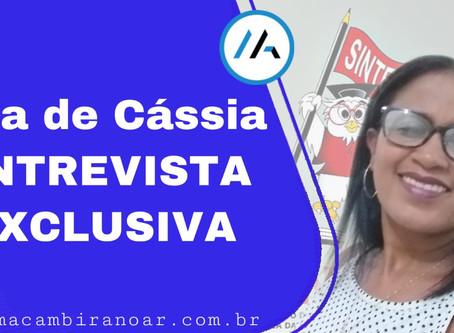 """CASO DIRETORA DE ITABAIANA: """"Se fosse um professor já estaria preso."""" Disse Rita"""