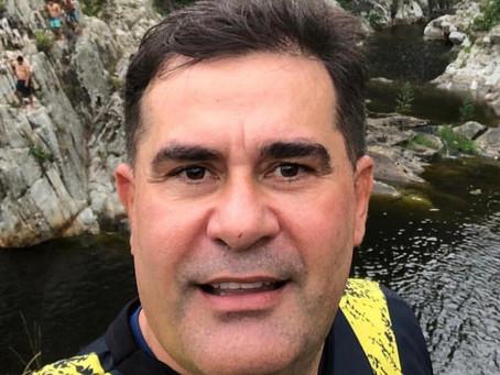 CAMPO DO BRITO: Médici de Maim é o pré-candidato a vice prefeito pelo grupo de situação.
