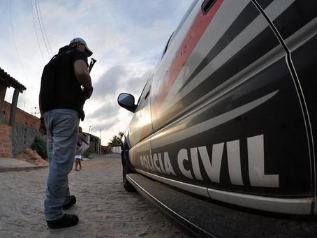 Polícia Civil prende em Pinhão suspeito de roubo de motocicleta em Macambira.