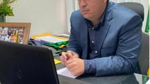 Após intervenção do deputado João Marcelo, reforma da Escola Joaquim Vieira Sobral é iniciada