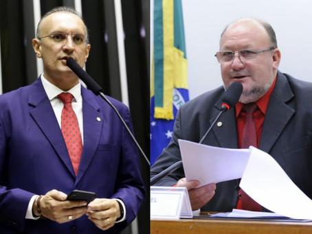 Deputados João Daniel e Fábio Henrique votam contra o retorno do Auxilio Emergencial