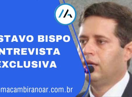 """""""A qualquer momento Valmir de Francisquinho pode voltar a ser preso."""" Disse Gustavo Bispo"""