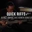 """Alif Putra """"Quick Riffs"""" Ep. 5"""
