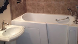 Handicap Accessible Bathtub