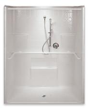 """ADA 60"""" Curbless Shower"""
