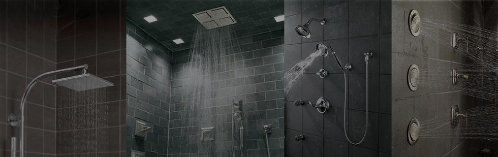Shower Collage