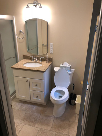 Standard Package with Medicine Cabinet Upgrade