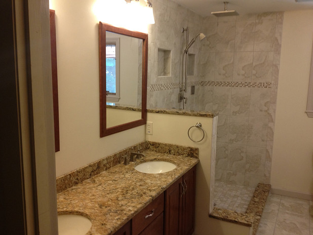 Project 3 - Handicap Accessible Bathroom