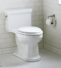 ADA-Approved Comfort Height Toilet