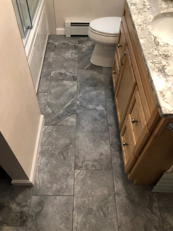 Standard Package with Upgraded Tub/Shower