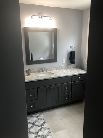 Package Upgrade with Larger Vanity