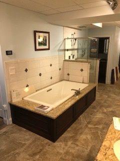 Kohler VibrAcoustic Hydrotherapy Bathtub