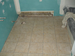 Day 8 - TILE & GROUT