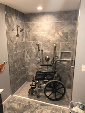 Handicap Accessible/Barrier-Free Project
