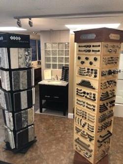 Countertop and Hardware Display