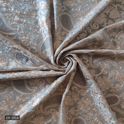Kashmiri Premium Woollen Stole DF 1935