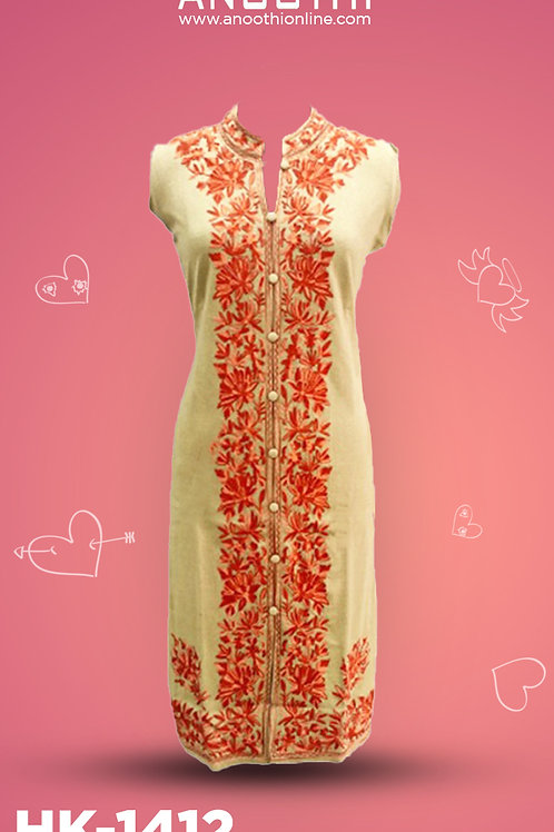 Anoothi New Collection Woollen Kurti HK-1412