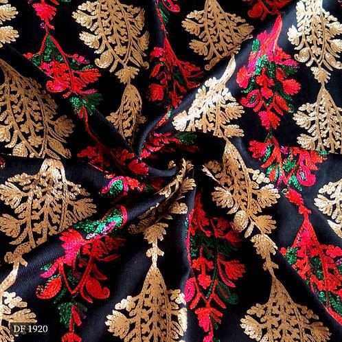 Kashmiri Premium Woollen Stole DF 1920