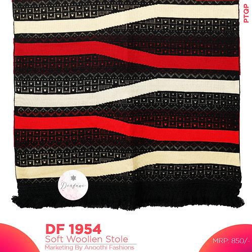 Soft Woollen Stole DF 1954