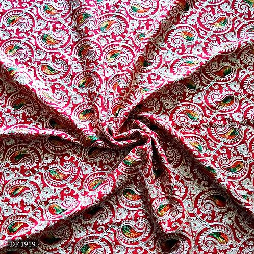 Kashmiri Premium Woollen Stole DF 1919