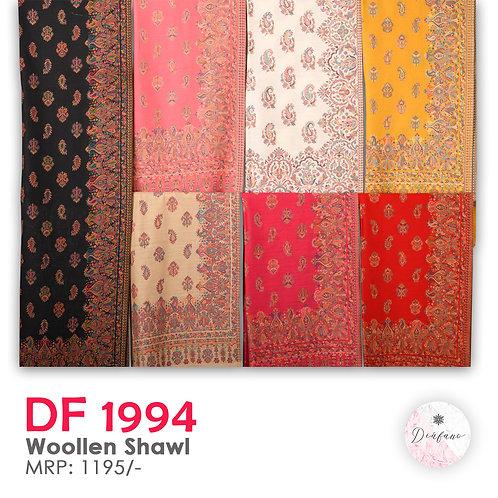 Soft Woollen Stole DF 1994
