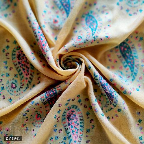 Kashmiri Premium Woollen Stole DF 1941