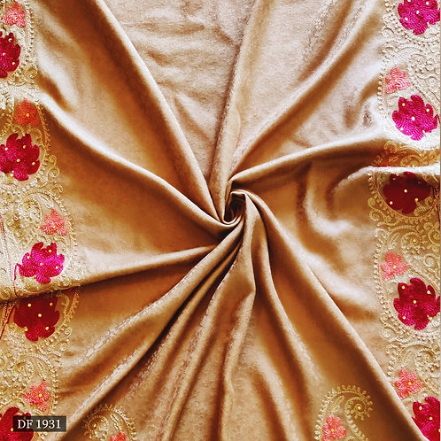 Kashmiri Premium Woollen Stole DF 1931