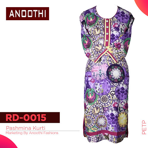 Anoothi New Collection Woollen Kurti RD 0015