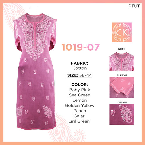 Anokhi cotton kurti 1019-07