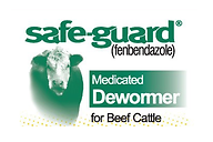 SafeGaurd Dewormer Pellets - Cattle Feed, Cattle Wormer