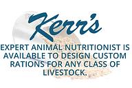 Kerr Custom Feed