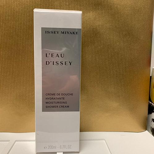 ISSEY MIYAKE - L'Eau d'Issey - Moisturising Shower Cream