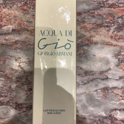 GIORGIO ARMANI - Acqua Di Gio - Body Lotion