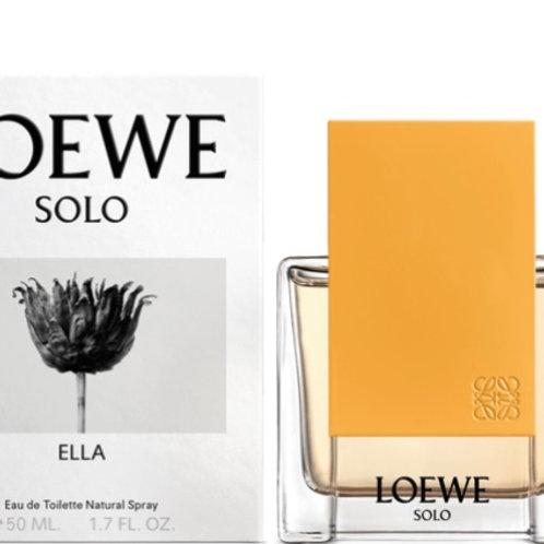 Loewe - Solo - Ella - Edt