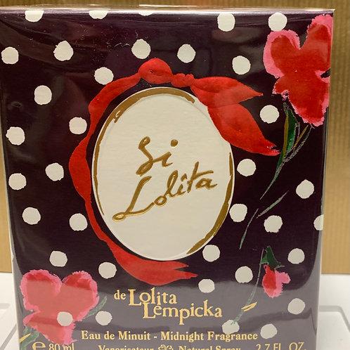 LOLITA LEMPICKA - Si Lolita - Eau de Minuit