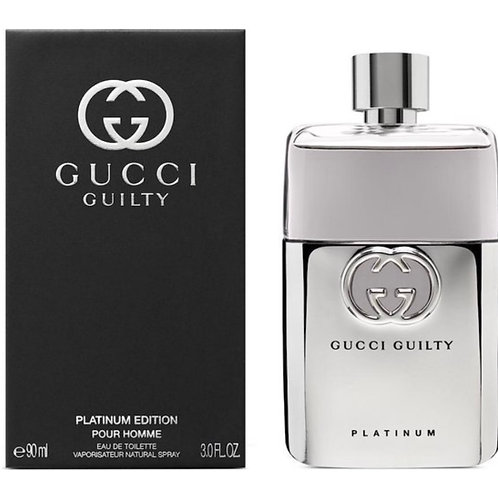 Gucci - Guilty Platinum Edition - Edt