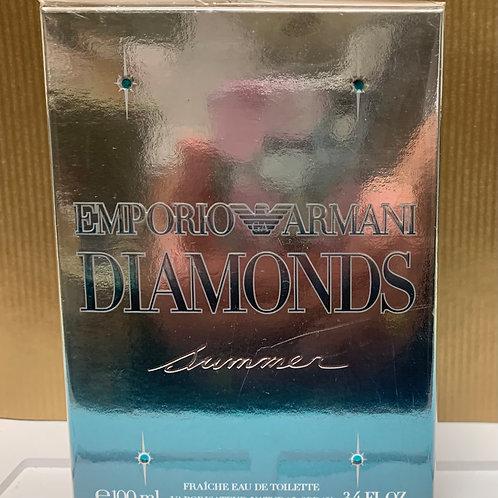 EMPORIO ARMANI - Diamonds - Edt