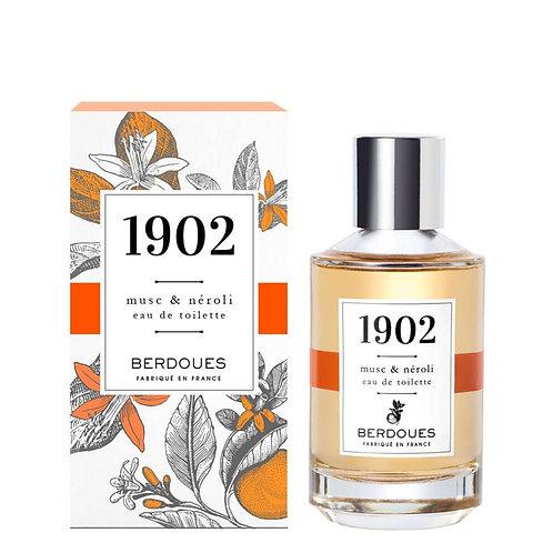 BERDOUES 1902 -  Musc & Néroli  - Edt
