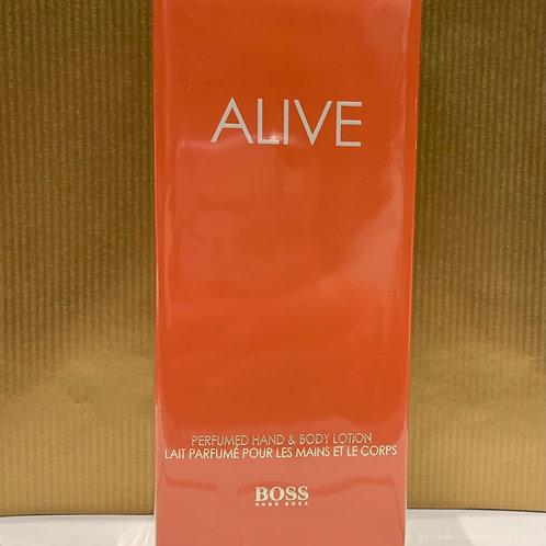 BOSS - Alive - Body Lotion