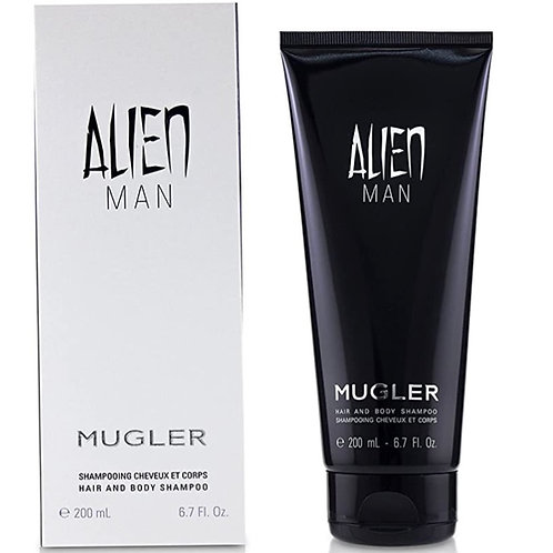 Thierry Mugler - Alien Man - Hair and Body Shampoo