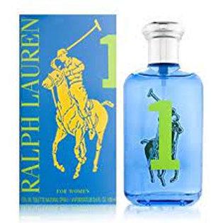 Ralph Lauren - Big Pony 1 for Woman - Edt