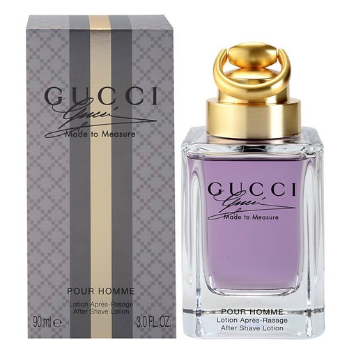 Gucci - Made Topnoten Measure - After Shave Lotion
