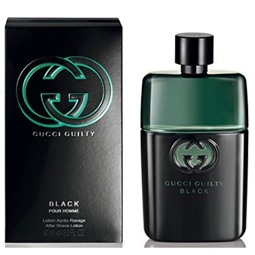 Gucci Guilty - Black pour homme - After Shave Lotion