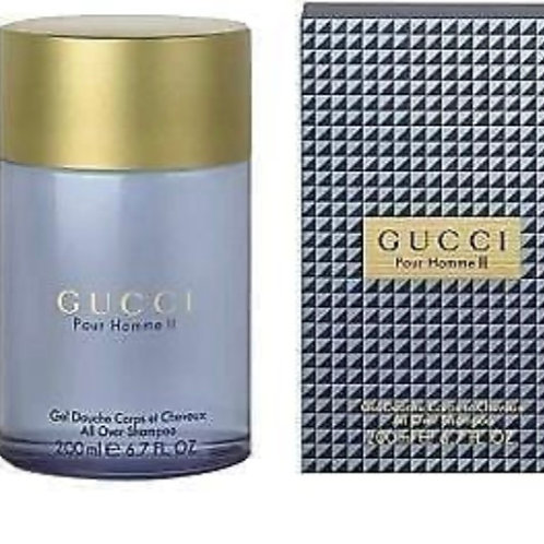 Gucci Pour Homme II - All over Shampoo