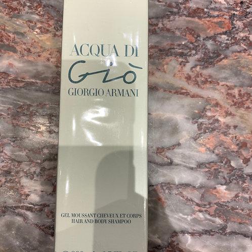 GIORGIO ARMANI - Acqua Di Gio - Hair and Body Shampoo