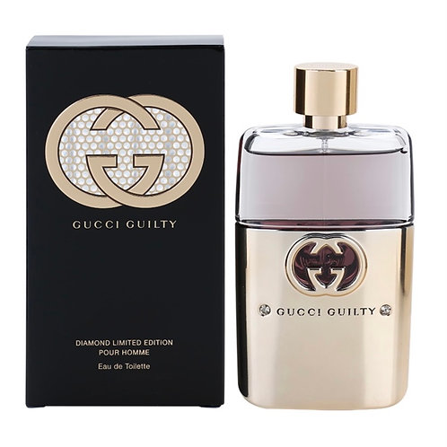 Gucci - Guilty Diamond Limited Edition - Edt