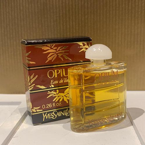 YVES SAINT LAURENT - Opium - miniatuur - Edt