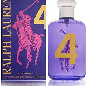 Ralphb Lauren - Big Pony 4 - Edt