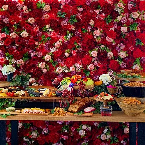 Romance Flower Wall